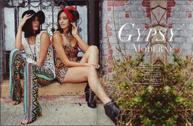Gypsy Moderne