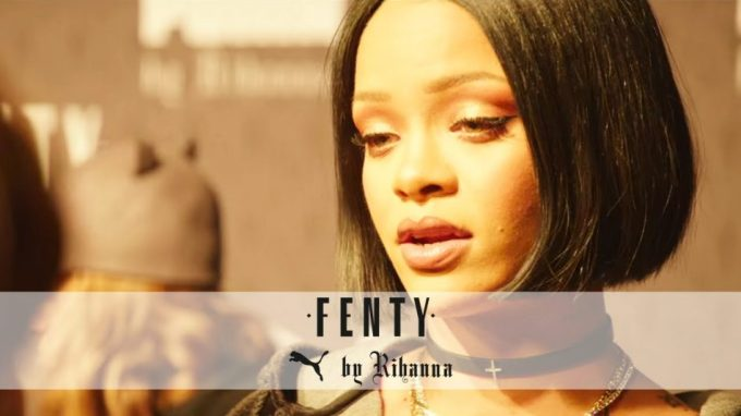 FENTY PUMA by Rihanna AW16 Collection – ShowHighlights