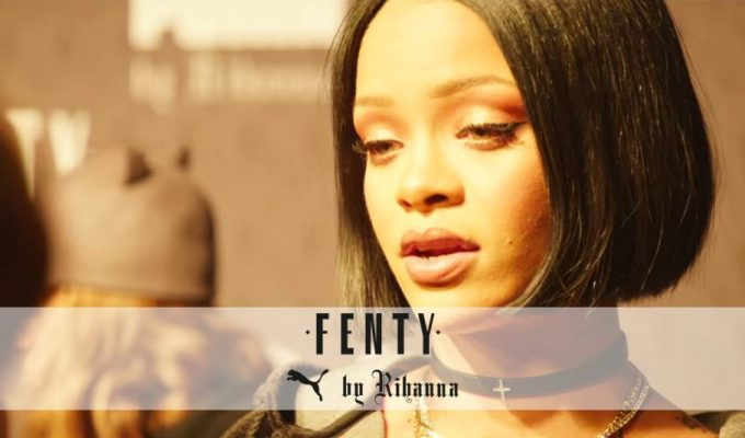 FENTY PUMA by Rihanna AW16 Collection – Show Highlights